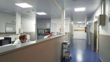 Rénovation du service d'accueil des urgences,hôpital Ambroise-Paré - 165 000 € dont 150 000 €