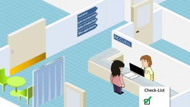 Vérification médicale et administrative