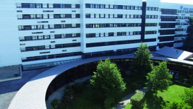 Hôpital Joffre-Dupuytren
