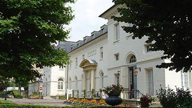 Hôpital La Rochefoucauld