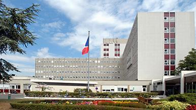 Hôpital Louis-Mourier