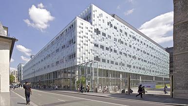 Hôpital universitaire Necker-Enfants malades