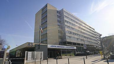 Hôpital Universitaire Pitié-Salpêtrière