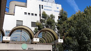 Hôpital universitaire Robert-Debré