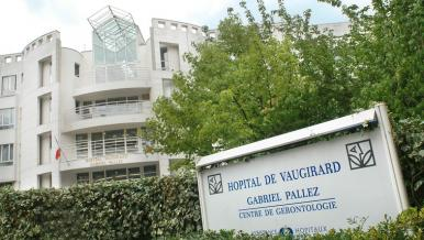 Hôpital Vaugirard - Gabriel-Pallez
