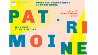 Journées Européennes du Patrimoine 2017