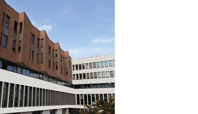 H pital bic tre aphp for Architecte montargis