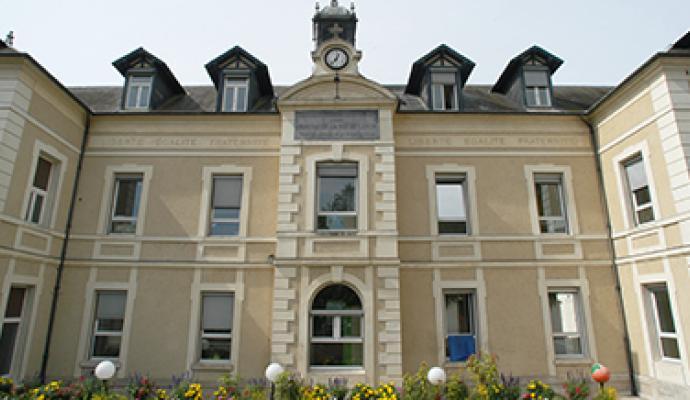 Hôpital La Roche-Guyon