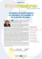Transmissions, magazine de la DSAP, n°47