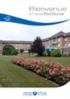 Livret d'accueil patient hospitalisé Paul-Doumer