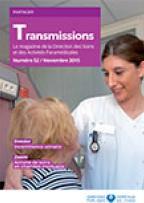 Transmissions, magazine de la DSAP, n°52