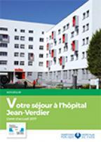 Livret d'accueil patient hospitalisé Jean Verdier