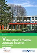 Livret d'accueil patient hospitalisé Adélaïde-Hautval