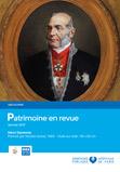 Patrimoine en revue - Henri davenne - 01/2017